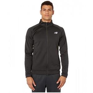 New Balance Tenacity Knit Jacket Black