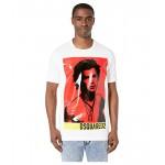 Shiny Print Cool Fit T-Shirt