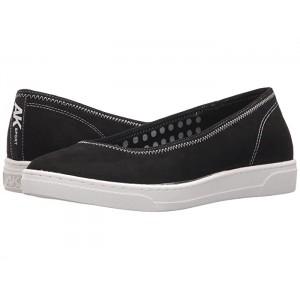 Overthetop Black/Black/White Fabric