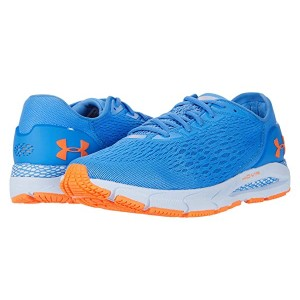 Under Armour HOVR Sonic 3 Water/Spackle Blue/Orange Spark