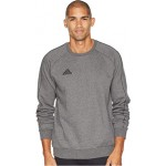 Core 18 Sweat Top Dark Grey Heather/Black