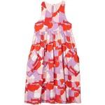 Sleeveless Brush Strokes Tencel Dress (Toddler/Little Kids/Big Kids)