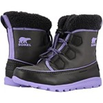 Whitney Carnival (Little Kid/Big Kid) Dark Grey/Paisley Purple