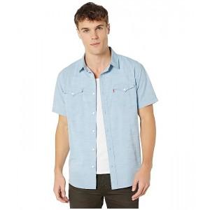 Bucci Short Sleeve Woven Shirt