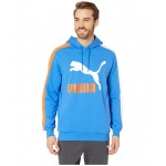 Classics T7 Logo Hoodie TR Strong Blue