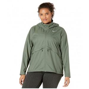 Essential Jacket Hood (Size 1X-3X) Juniper Fog/Reflective Silver