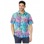Tommy Bahama Madras in Paradise Shirt Blue Canal