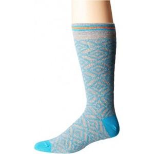 Mullein All Over Pattern Socks