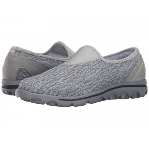 TravelActiv Slip-On Black/White Heather