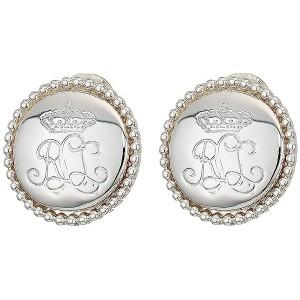 Clip Logo Earrings