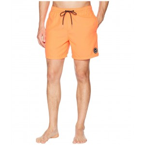 Everyday 17 Volley Shorts Fiery Coral