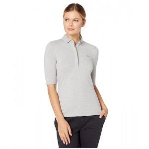 1/2 Sleeve Slim Fit Stretch Pique Polo