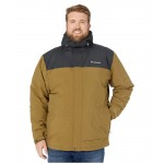 Big & Tall Horizon Explorer Insulated Jacket Olive Brown/Black