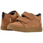 Lenny Mid (Infant/Toddler/Little Kid) Light Twig Synthetic Suede