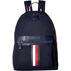 Icon Backpack Canvas Tommy Navy