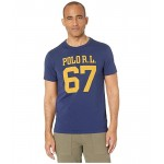 Polo Ralph Lauren Slim Fit Graphic T-Shirt Cruise Navy