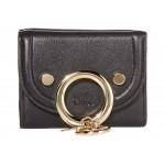 Mara Compact Wallet Black