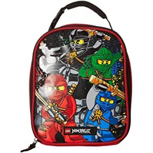 Ninjago Team Lunch Bag