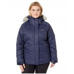 Plus Size Lay D Down II Jacket