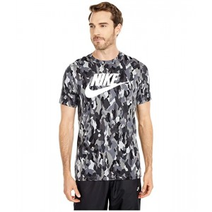 NSW Tee Club HBR Camo All Over Print