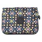 Kipling Money Love RFID Wallet Floral Mozzaik