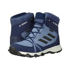 Terrex Snow Sneaker Boot (Little Kid/Big Kid) Tech Ink/Black/Collegiate Navy