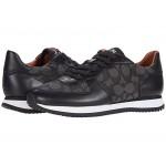 C119 Signature Sneaker Black Smoke/Black