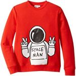 Spaceman Sweatshirt (Toddler/Little Kids/Big Kids)