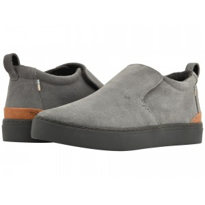 Paxton Water-Resistant Slip-On Shade Suede