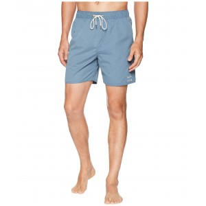 Horton Elastic Trunk Blue Slate