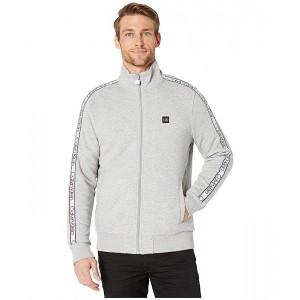 Athletic Knit Sweatshirt