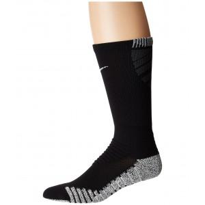 NIKEGRIP Vapor Crew Football Socks Black/White/White