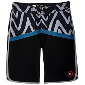 Highline Techtonics Boardshorts (Big Kids) Real Teal