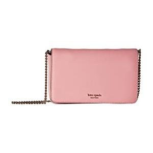 Sylvia Chain Wallet Rococo Pink