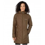 Heavenly Long Hooded Jacket