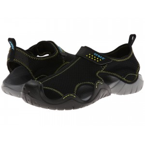 Swiftwater Sandal Black/Charcoal