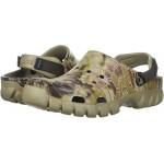 Crocs Off Road Sport Clog Khaki