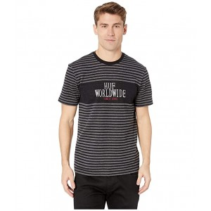 Void Short Sleeve Shirt Black