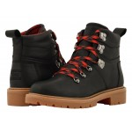 Summit Waterproof Boot Black Waterproof Leather