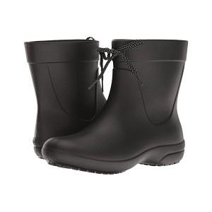 Freesail Shorty Rain Boot Black