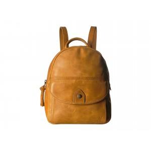 Melissa Mini Backpack Mustard Antique Pull Up