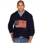 Wool Flag Hoodie Sweater
