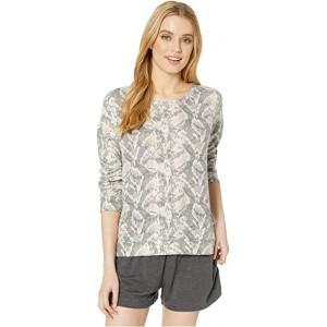 Animal Instincts Sweater Blush
