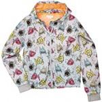 Angry Fish Transitional Jacket (Toddler/Little Kids/Big Kids)