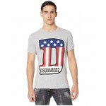 DSQUARED2 T-Shirt S74GD0671 Grey Melange