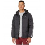 Woodridge Jacket Black/Checkerboard