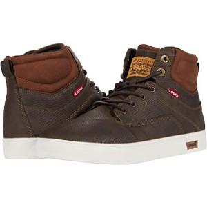 Levis Shoes Micah Wax Brown/Tan