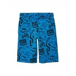 Piranhas Sweatshorts (Toddler/Little Kids/Big Kids)