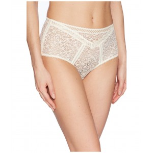 Willow Wandering High-Waist Brief Angora