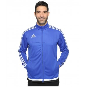 Tiro 15 Training Jacket Bold Blue/White/Black